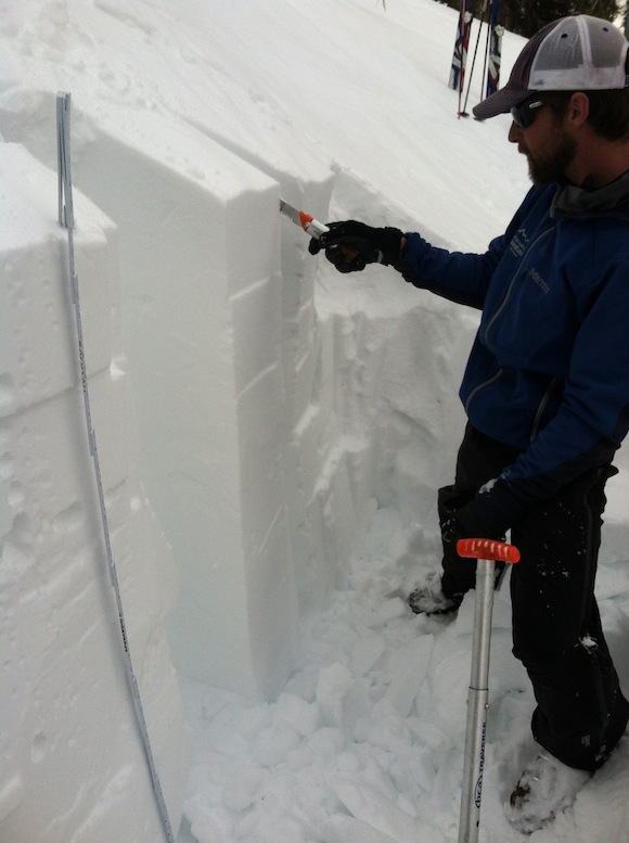 avalanche block isolation