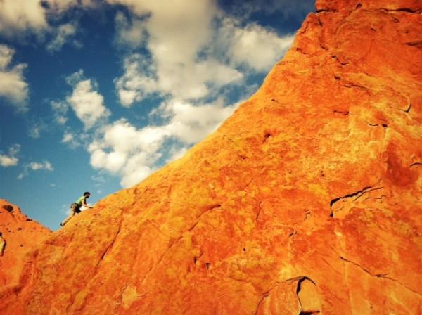 Garden Of The Gods Climbing Backcountry Treks