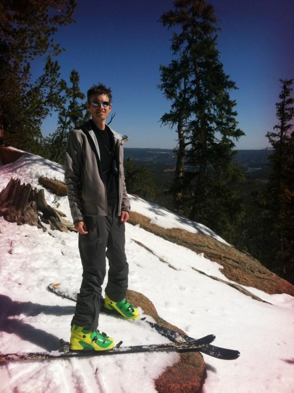 Pikes Peak Skiing