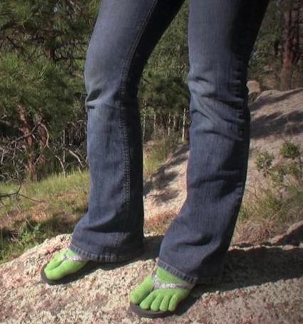 Injinji toesocks