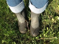 Getting Dirty with the Muck Boot Company: Women's Wetland [Review ...