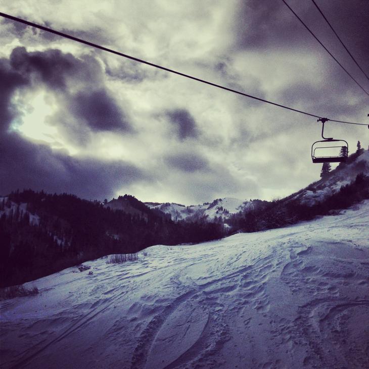 Vertical-skiing-challenge