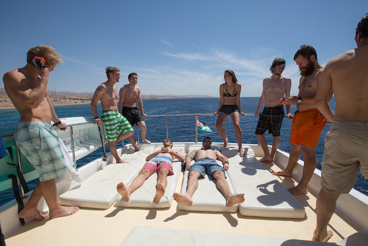 Red Sea Fishing Yacht