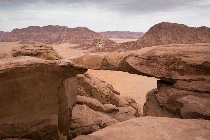 Wadi Rum Bridge
