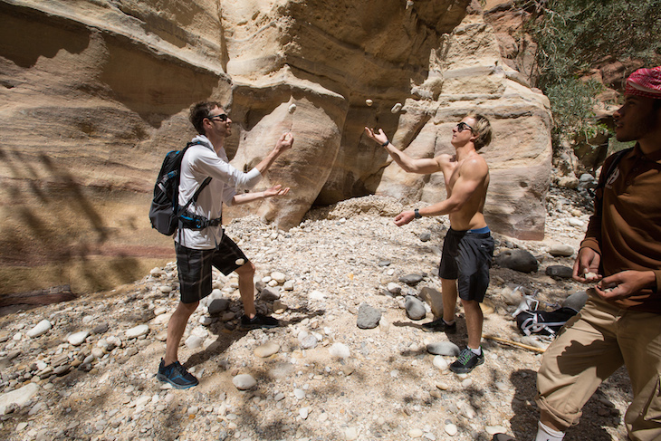 canyon juggling