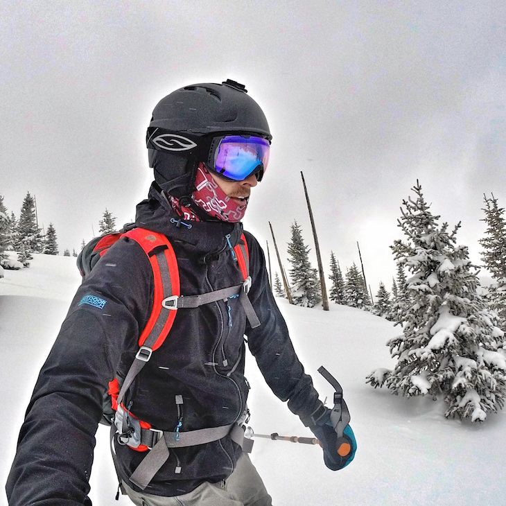 2334af8786a Backcountry Skiing  Trailbreaker Jacket by Outdoor Research  Review ...