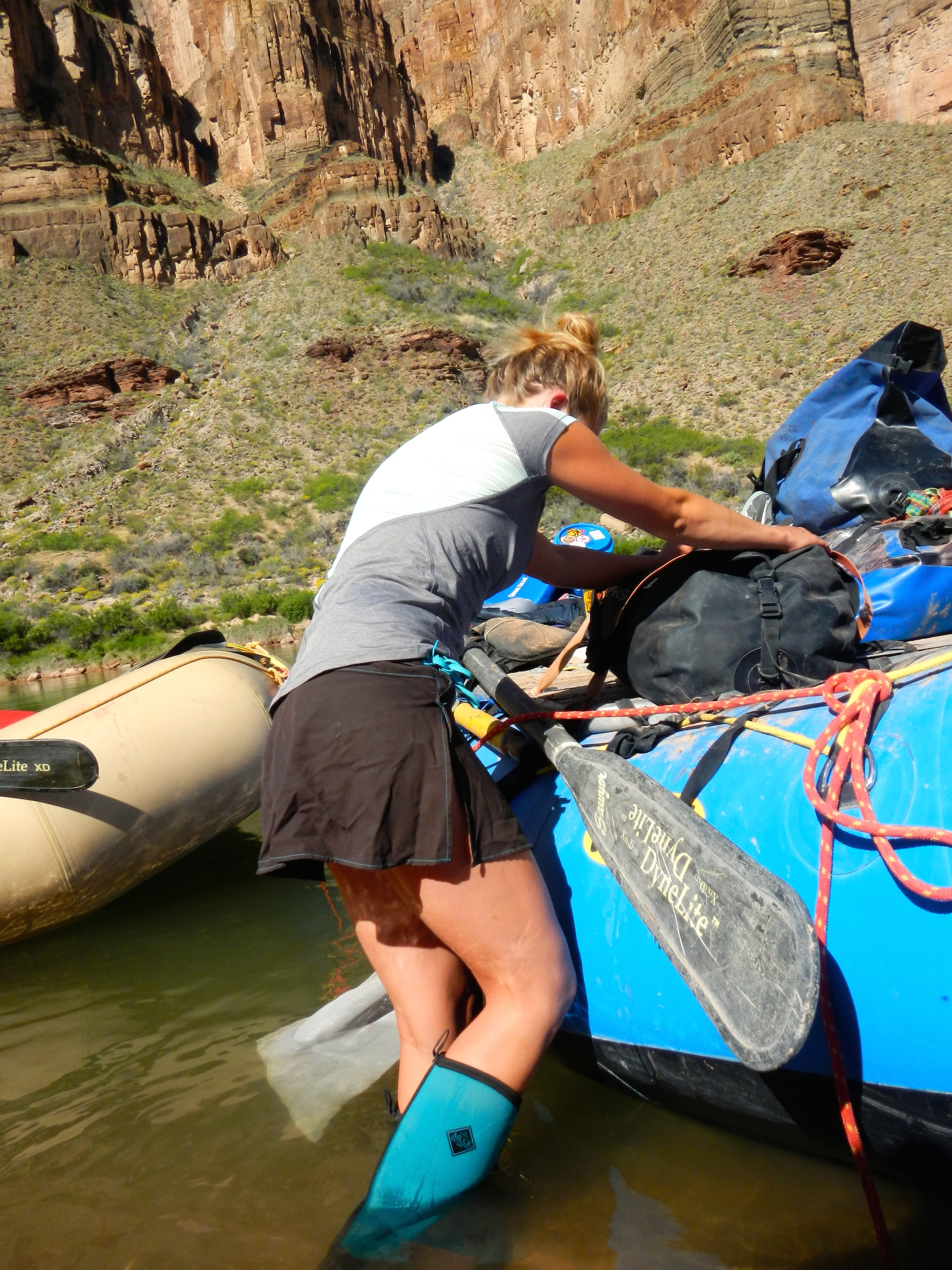 More Than a Muck Boot: Muck Boots take on the Grand Canyon [Review]