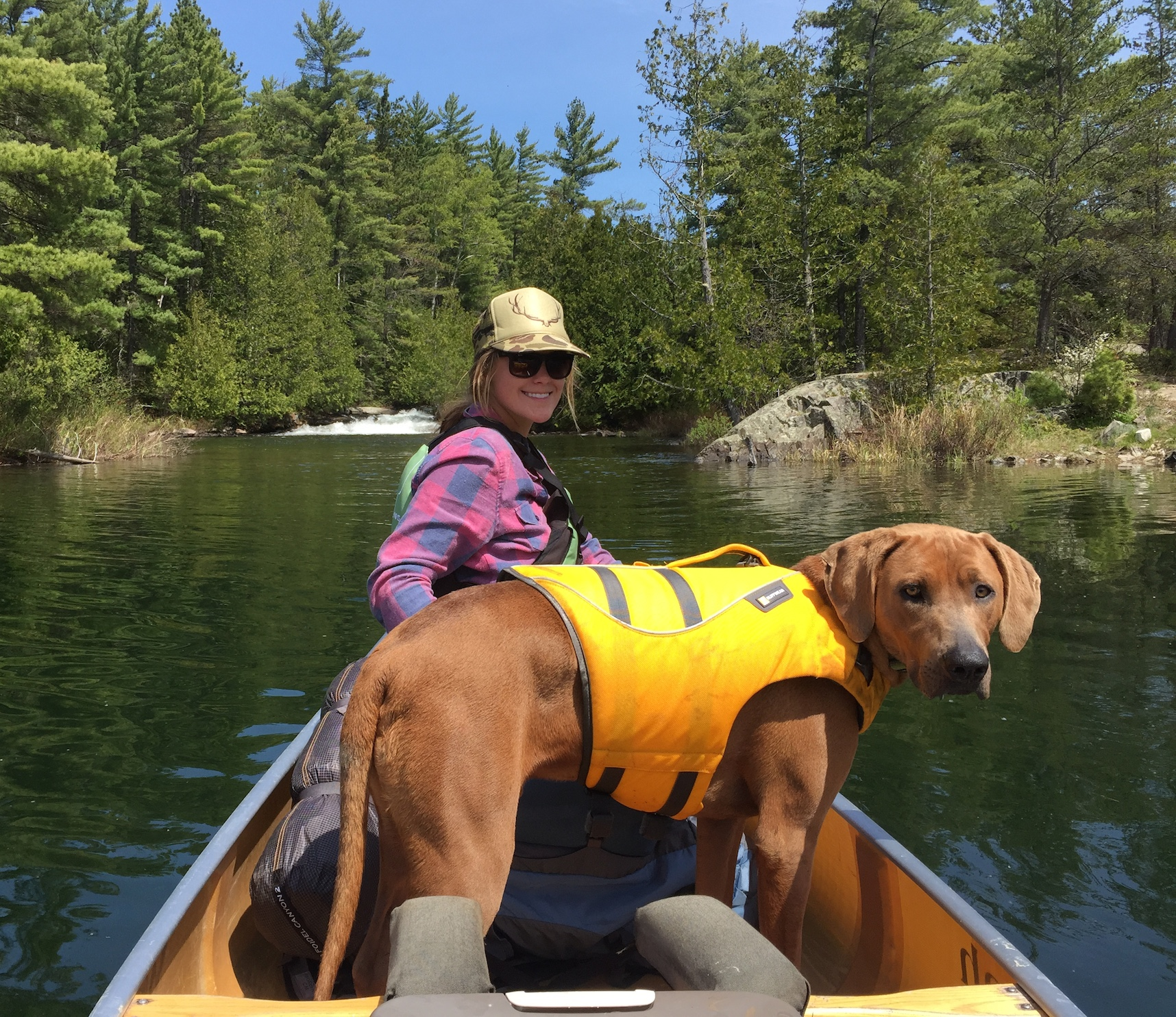 Boater Safety for your Canine Companion: The Float Coat by Ruffwear [Review]