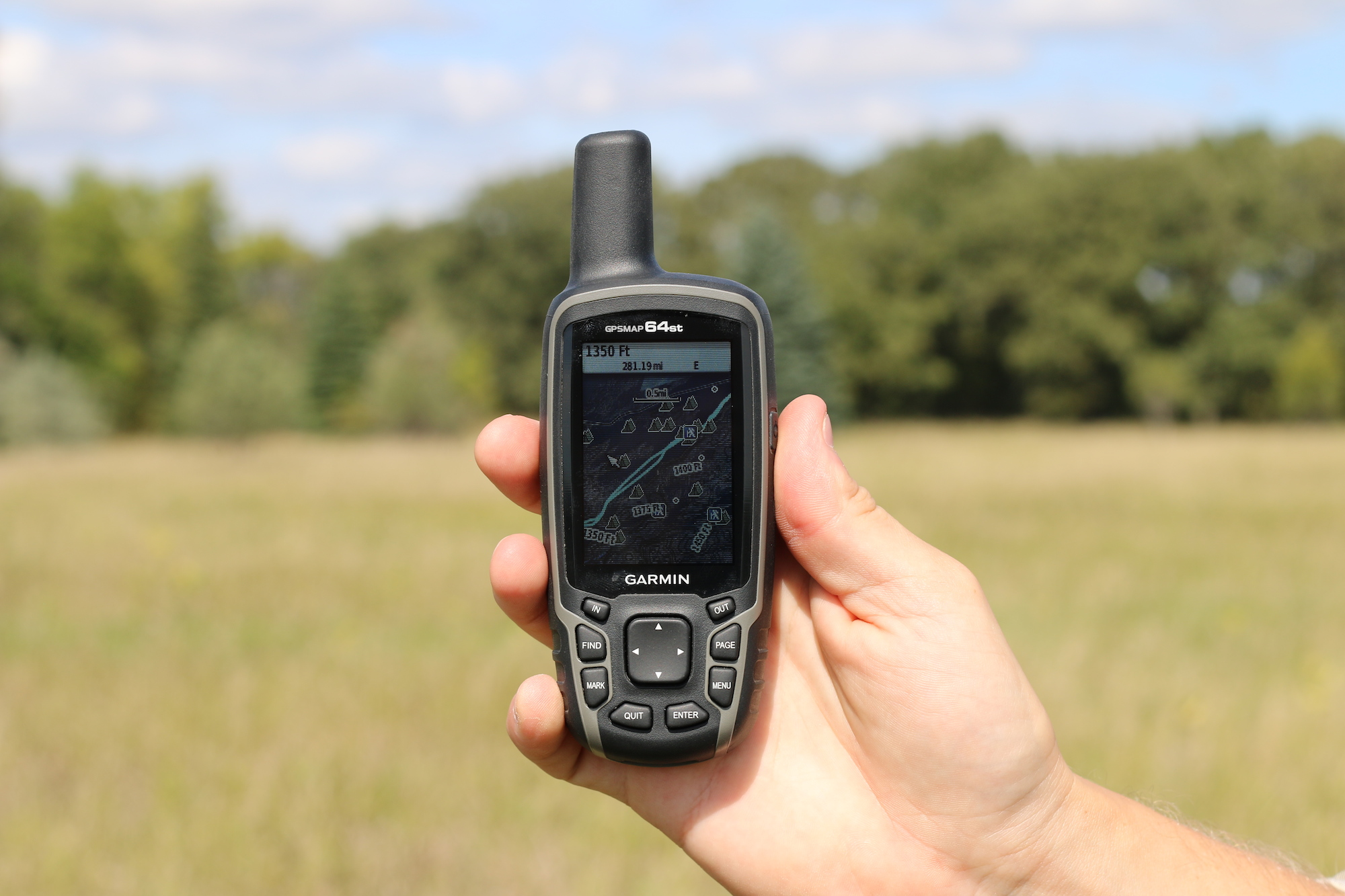 Wherever You Find Yourself, Find Your Way Back with the Garmin 64st GPS [Review]
