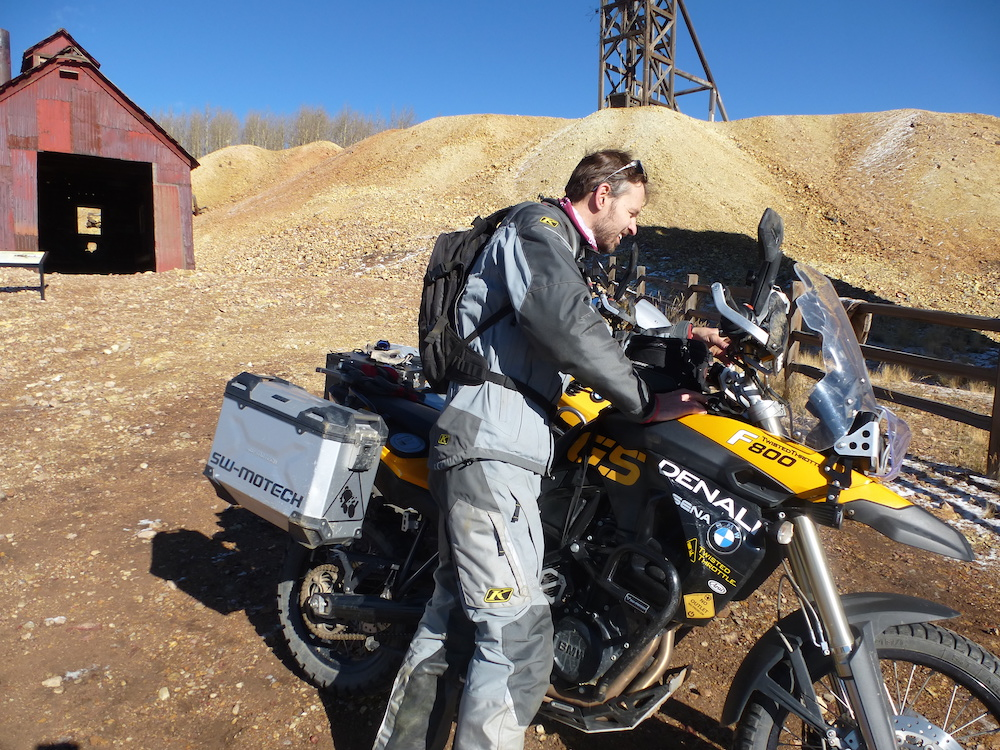 Motorcycle Hydration: GEIGERRIG RIG 700M [Review]