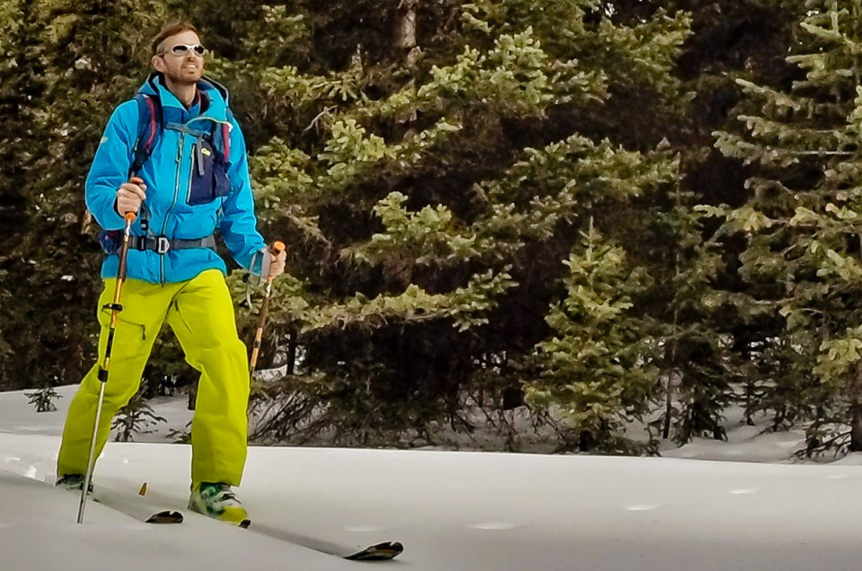 Softshell Backcountry & Resort Pants: White Room by OR [Review]
