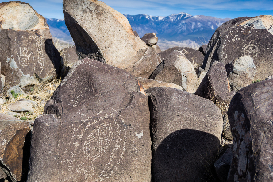 Three Rivers New Mexico Petroglyhs