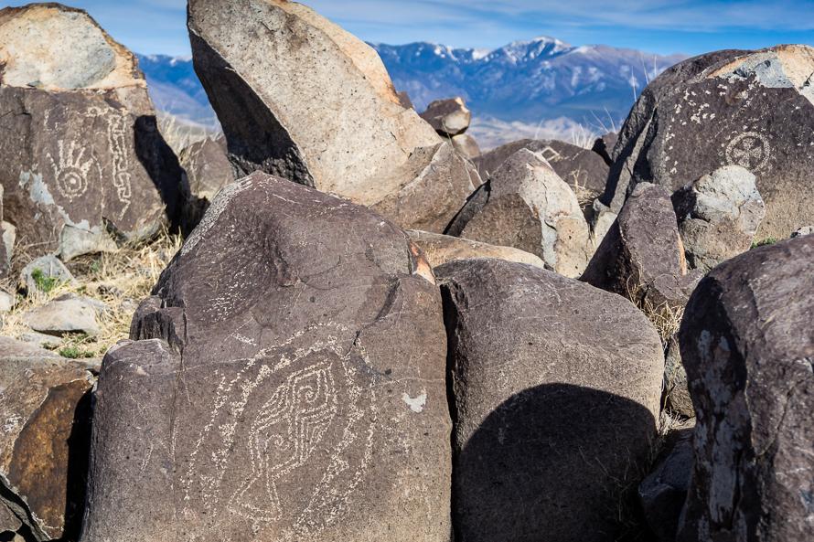 Three Rivers New Mexico Petroglyhs