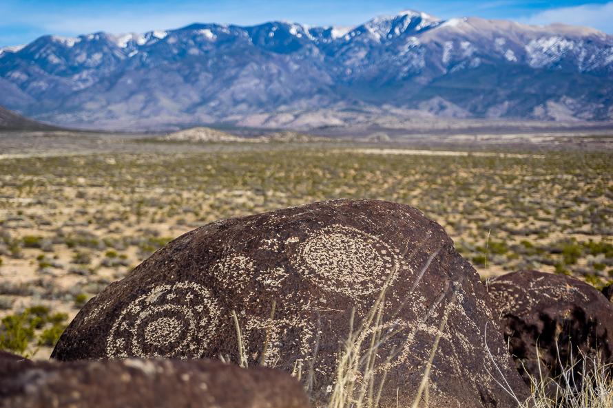 Three Rivers Petroglyhs
