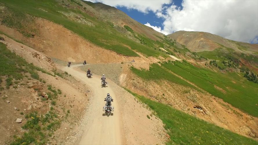 COBDR mountain pass